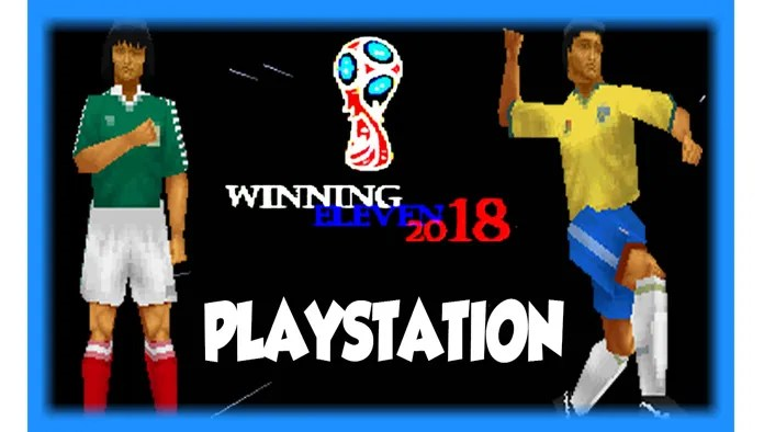 World Soccer Winning Eleven 2018 (PS1) - Patch Download